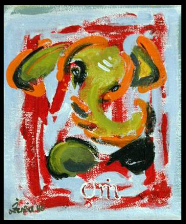 Modern, contemporary, ganesha, Celestial,Ganesh, God, Hindu, elephant, elephant God,Vinayaka,blessing,Painting, sanskrit,Oil painting,art,fine art ,imaginative,fantasy,